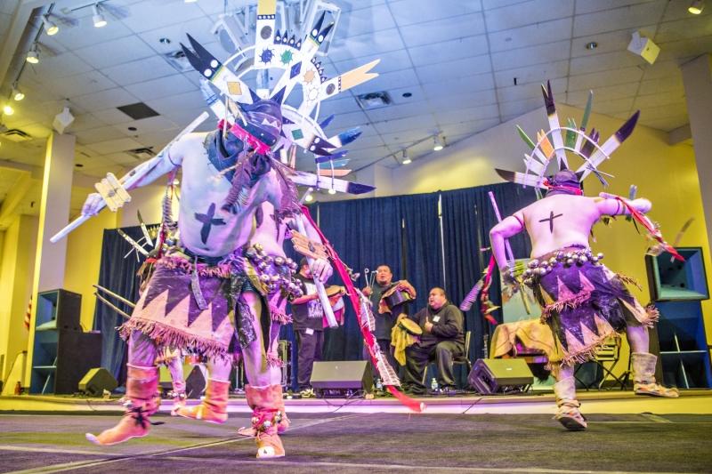 Apache Crown Dancers